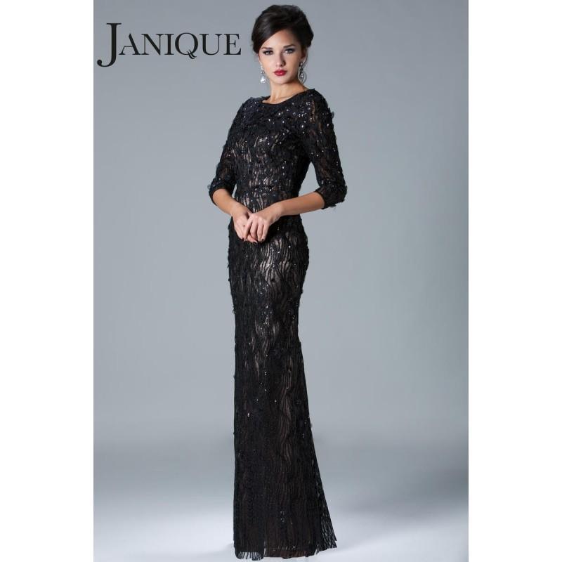 Düğün - Janique W021 - Fantastic Bridesmaid Dresses