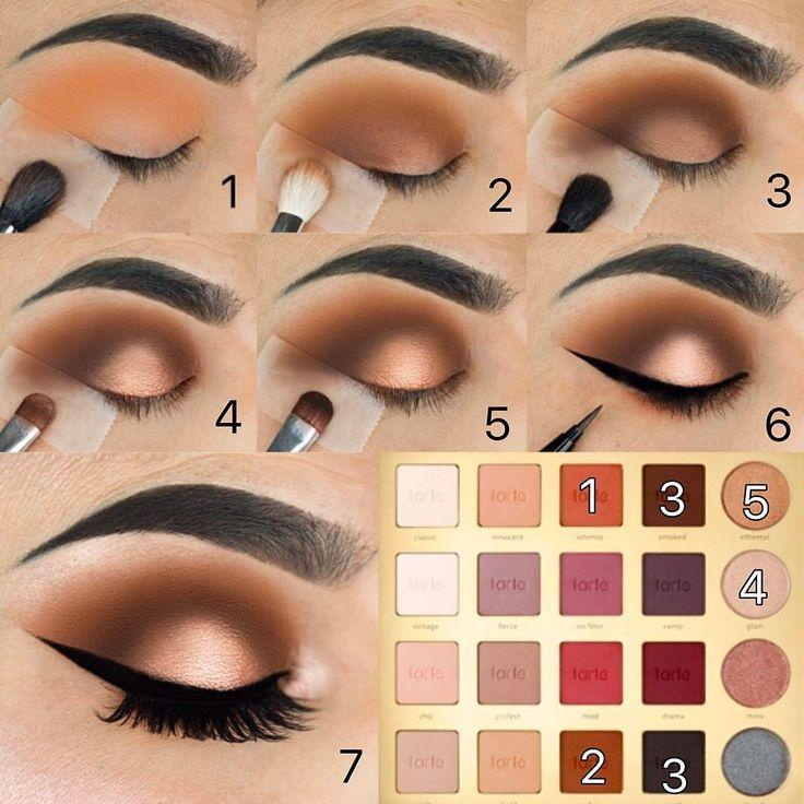 Make Up Eyeshadow Tutorial 2763310 Weddbook