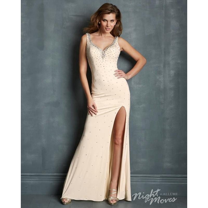 Mariage - Night Moves - Style 7051 - Formal Day Dresses