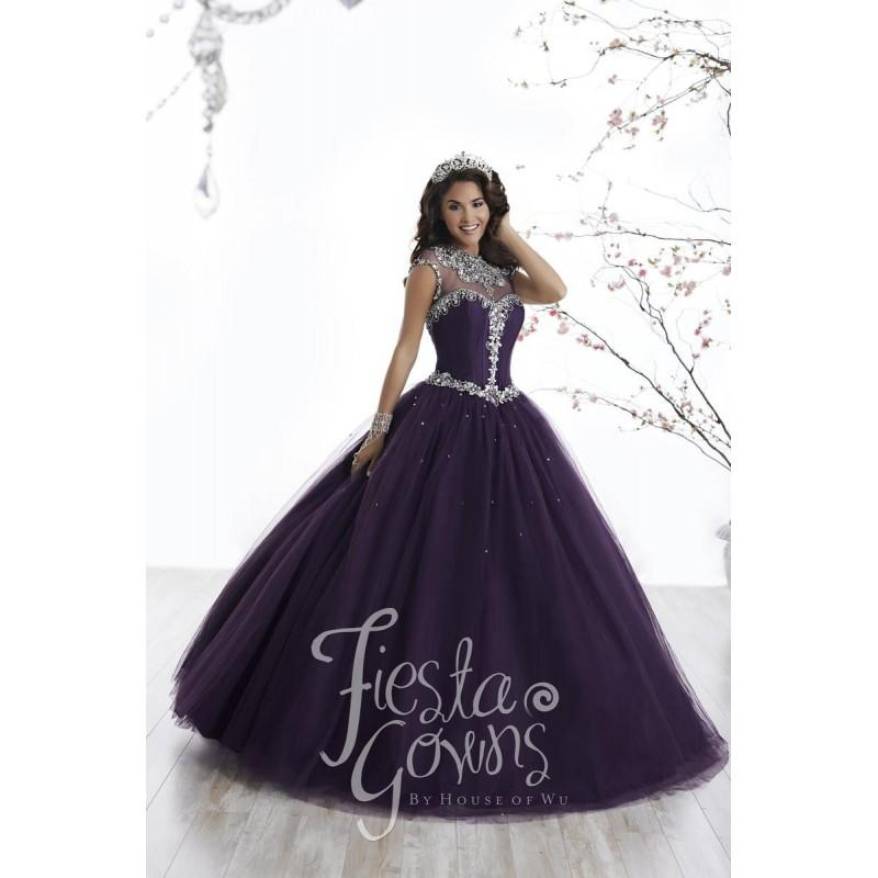 Wedding - Fiesta Quinceanera 56324 - Branded Bridal Gowns