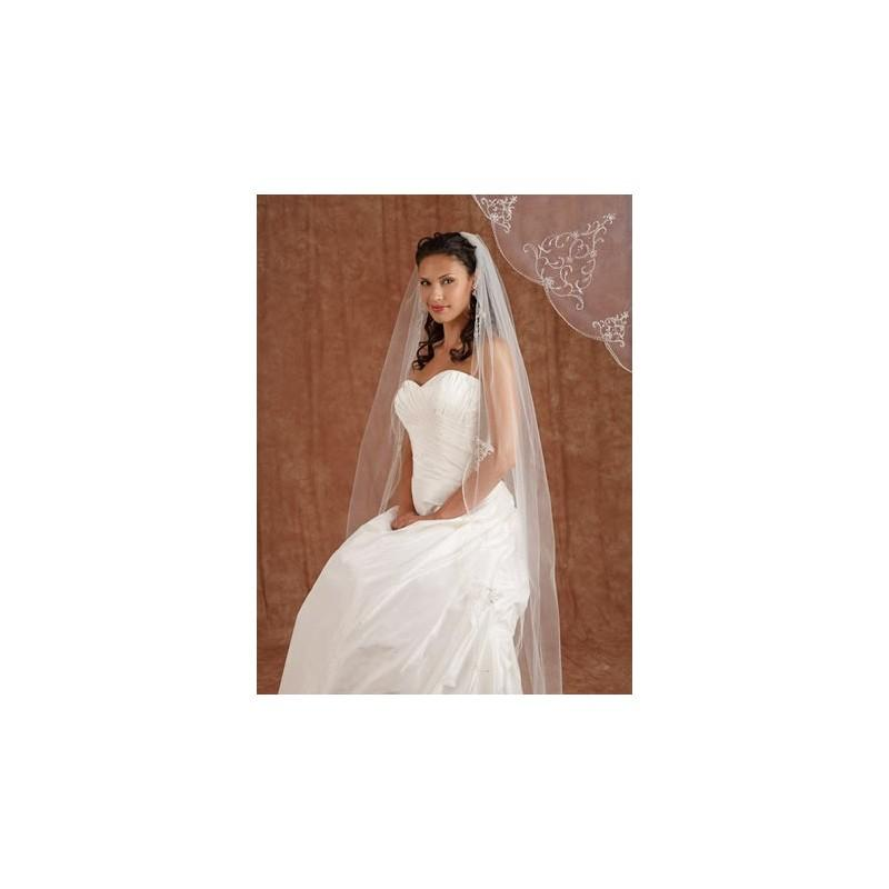 Свадьба - Edward Berger Veils 4221 Edward Berger Spring 2011 - Rich Your Wedding Day