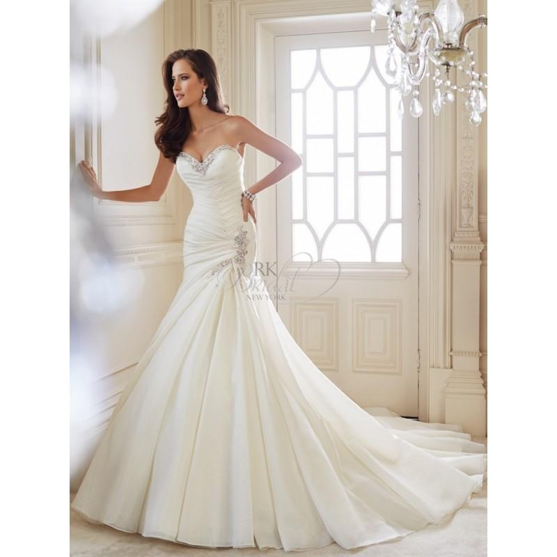 Mariage - Sophia Tolli Bridal Fall 2014 - Y21446 Ginger - Elegant Wedding Dresses