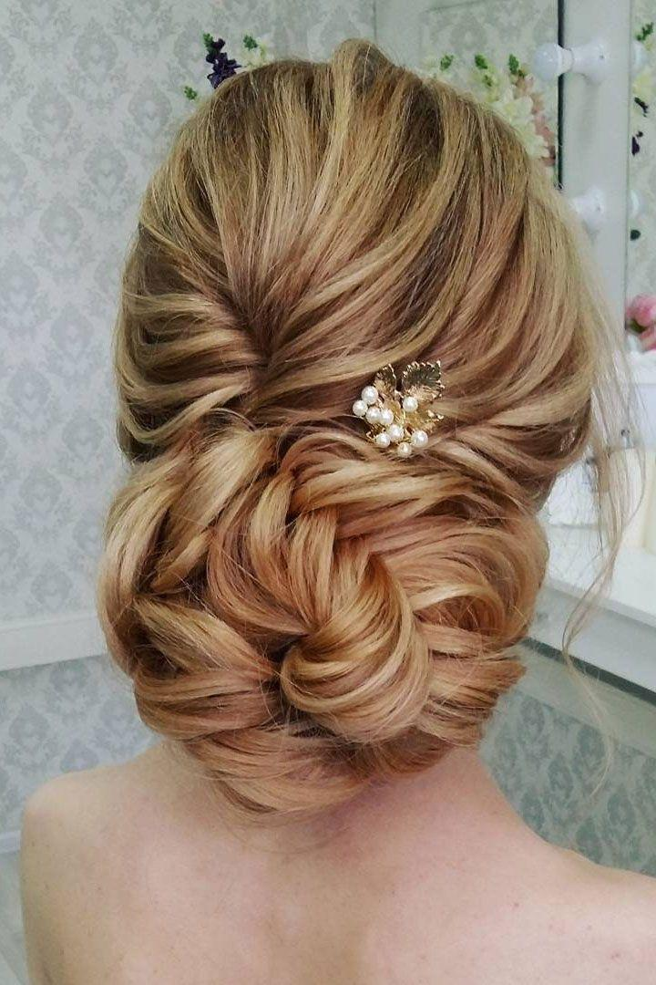Mariage - Beautiful And Elegant Bridal Hairstyle Ideas