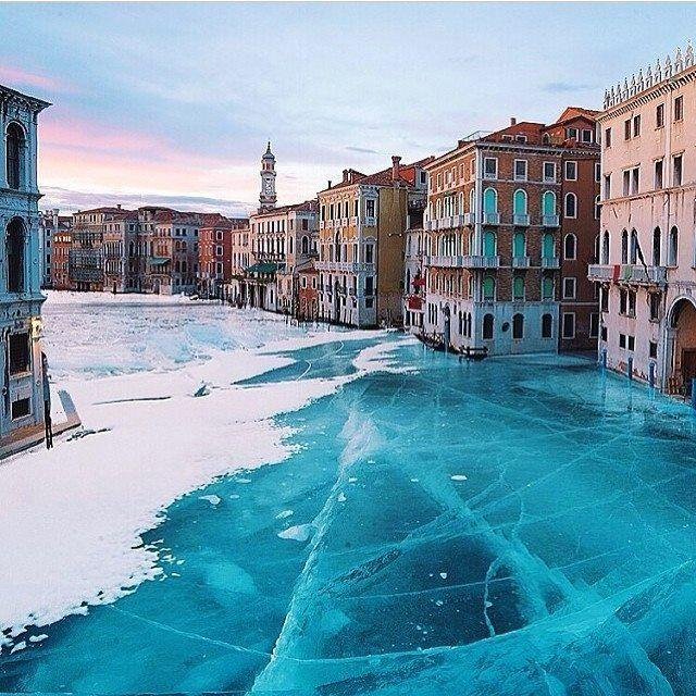 Wedding - Venice In Winter