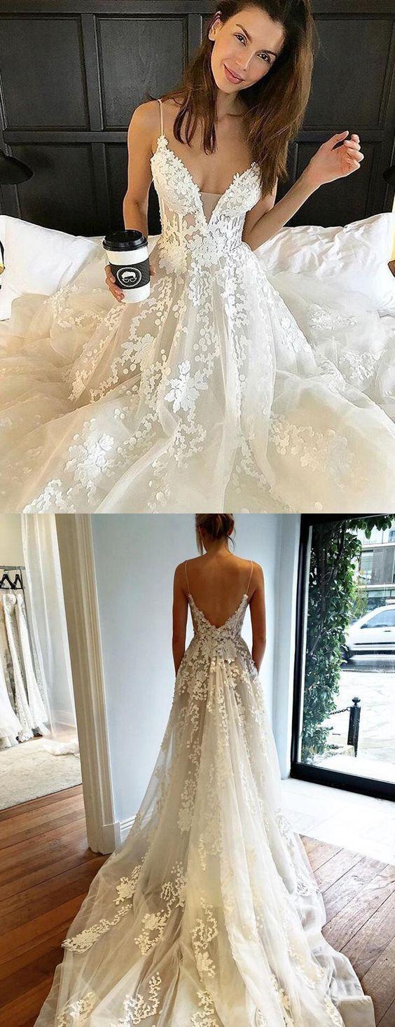 Свадьба - Lace Wedding Dresses,Cheap Wedding