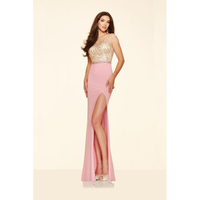 Свадьба - Mori Lee Paparazzi 98102 Jersey Slim Evening Gown - Brand Prom Dresses