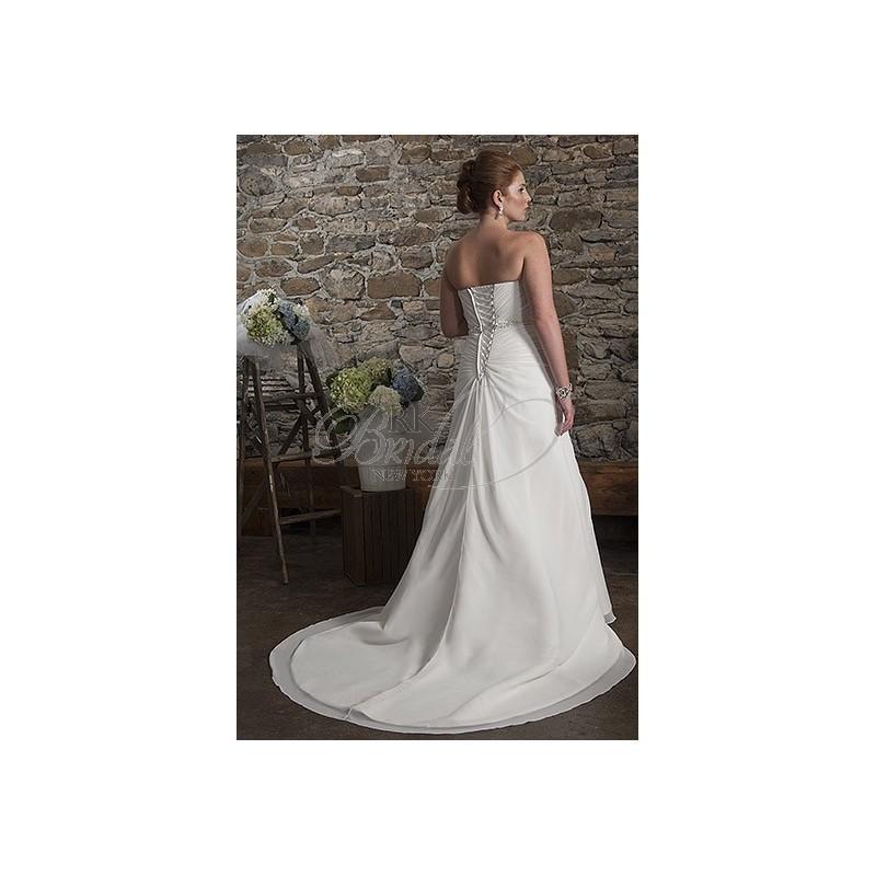 Wedding - Callista Bridal by Alfred Sung Spring 2014 Style 4224 - Elegant Wedding Dresses