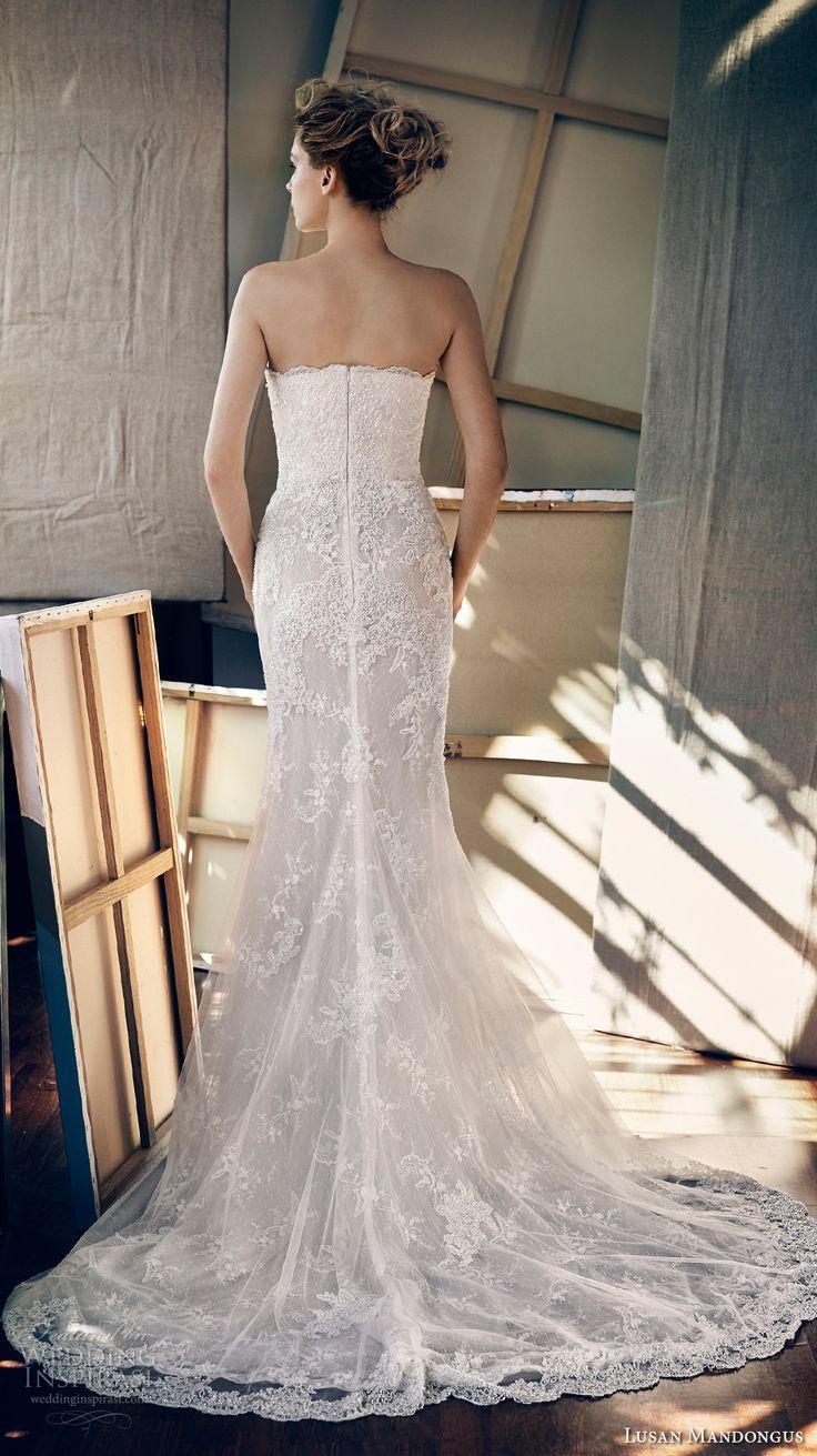 Свадьба - Lusan Mandongus 2017 Bridal Collection