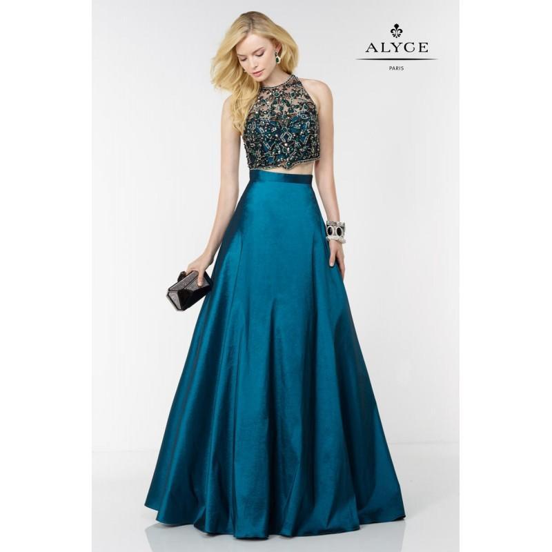 Свадьба - Alyce Prom 6622 - The Unique Prom Store