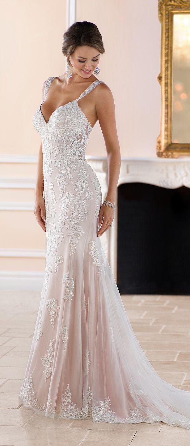 Wedding - Wedding Dresses By Stella York Spring 2017 Bridal Collection