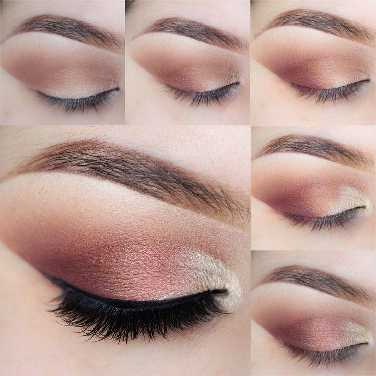 Wedding - Rosy Smokey Eye