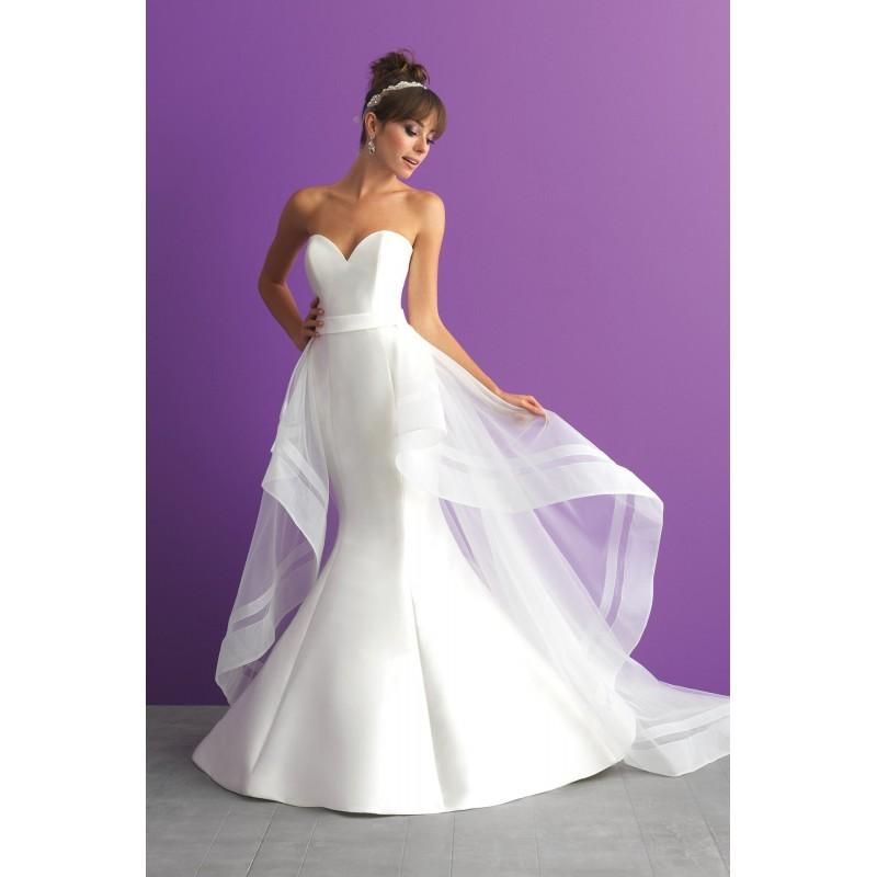 Allure Romance Style 3000 By Allure Romance - Ivory Mikado ...