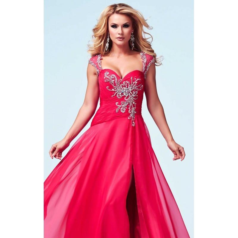 زفاف - Beaded Strap by Cassandra Stone 48119A - Bonny Evening Dresses Online