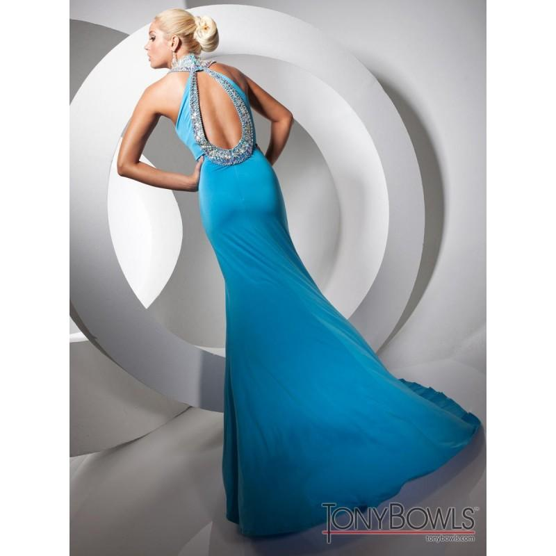 زفاف - Tony Bowls Paris 113754 - Fantastic Bridesmaid Dresses