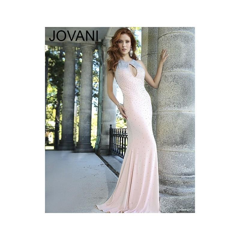 Wedding - Jovani - Style 90640 - Formal Day Dresses