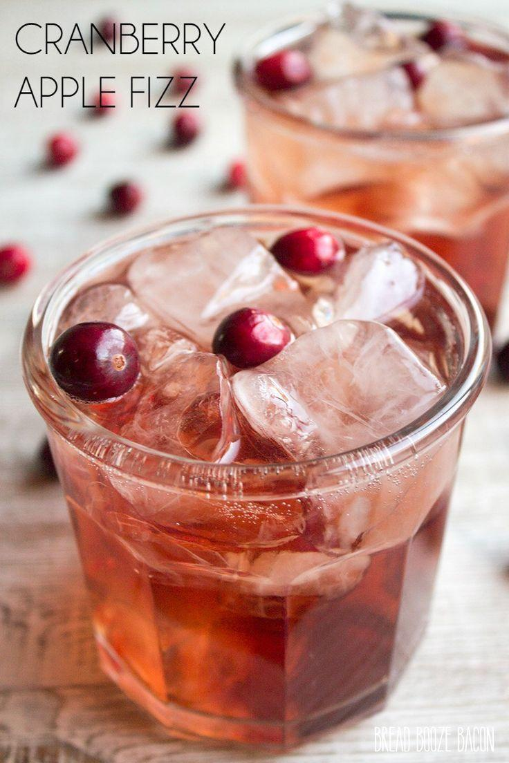 Boda - Cranberry Apple Fizz