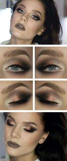 Boda - Autumn Makeup