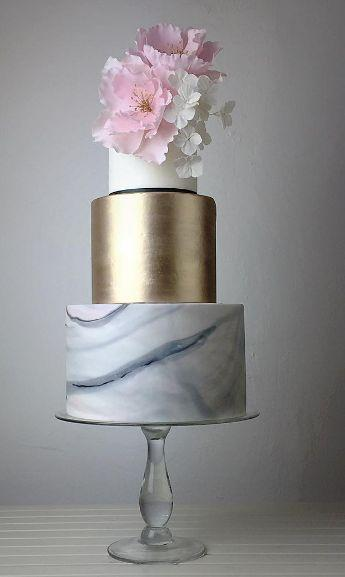 Boda - Three Tiered Cake