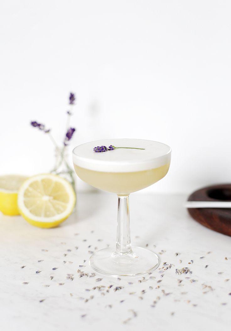 Wedding - Lavender Cardamom Fizz