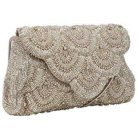 Hochzeit - Beaded Purses Clutches Bags Etc