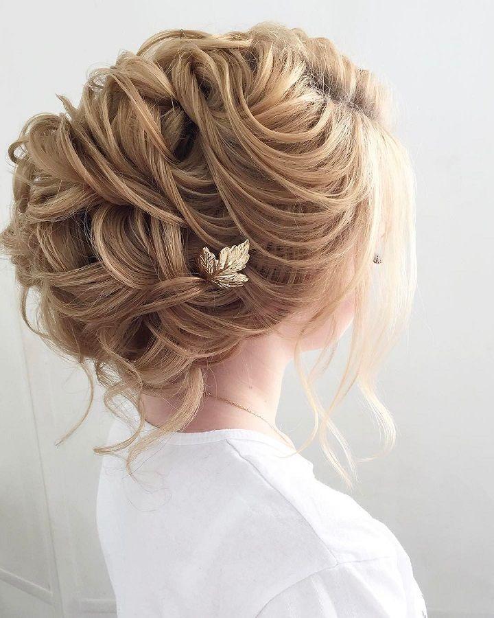 Breathtaking Updo Hairstyle You Can Wear Anywhere 2766773 Weddbook