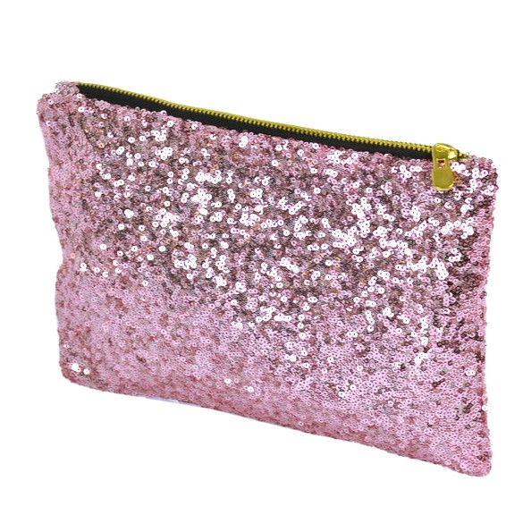 Hochzeit - New Fashion Style Women's Sparkle Spangle Clutch Evening Bag
