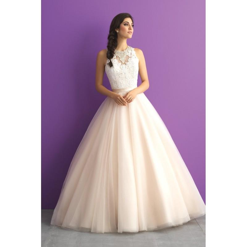 Allure Romance Style 3011 By Allure Romance - Ivory White Champagne ...