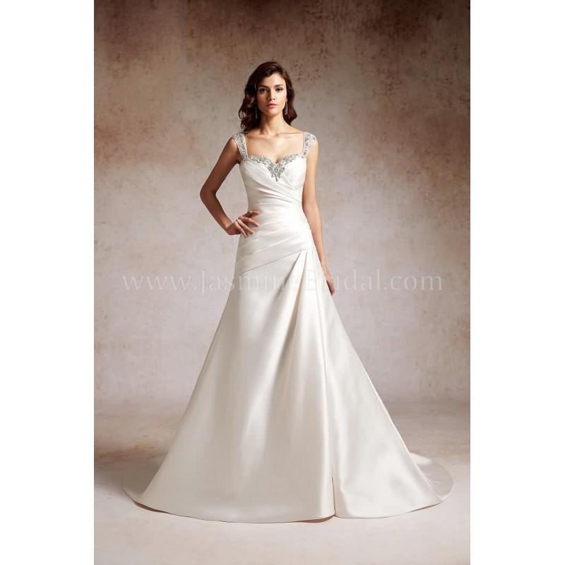 Свадьба - Jasmine Couture Wedding Dresses - Style T152055 - Rosy Bridesmaid Dresses