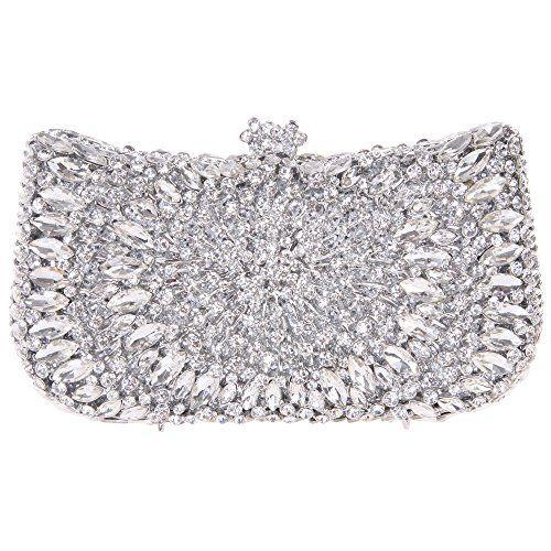 Boda - Luxury Crystal Clutch Bag