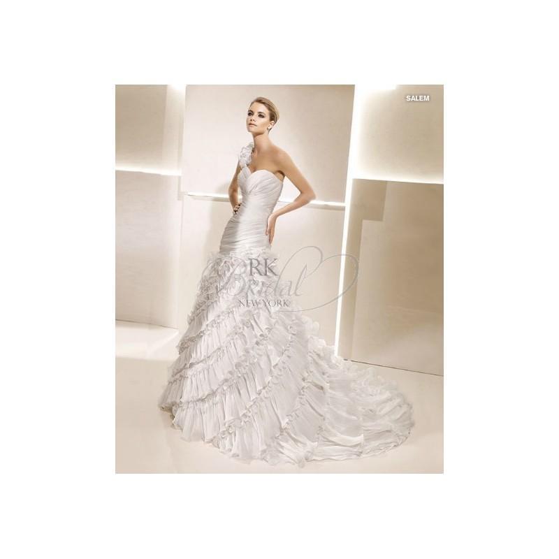 Свадьба - La Sposa Spring 2012 - Salem - Elegant Wedding Dresses