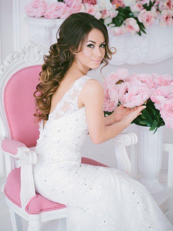 Wedding - 28 Striking Long Wedding Hairstyle Ideas