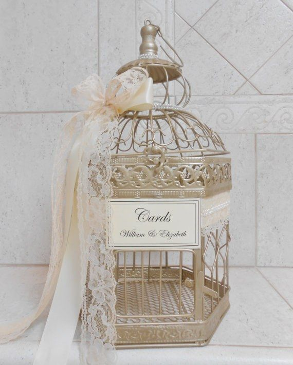 Wedding Theme - 22 Creative Wedding Card Box Ideas #2767424 - Weddbook