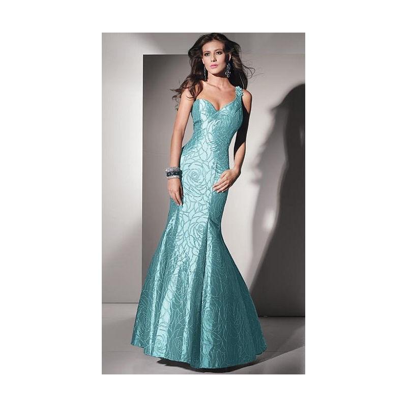 Свадьба - Alyce Paris Black Label Sparkling Mermaid Prom Dress 5434 - Brand Prom Dresses
