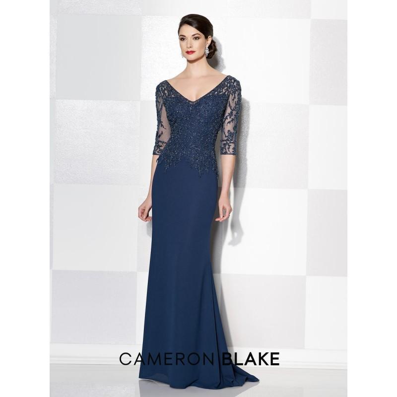 Navy Blue Destination Dressing Cameron Blake 215637 Cameron Blake By ...