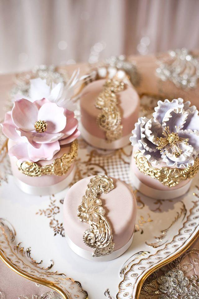 Wedding - Fancy Cupcakes