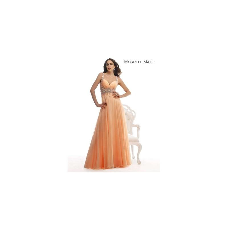 Wedding - Morrell Maxie Special Occasion Dress Style No. 14825 - Brand Wedding Dresses