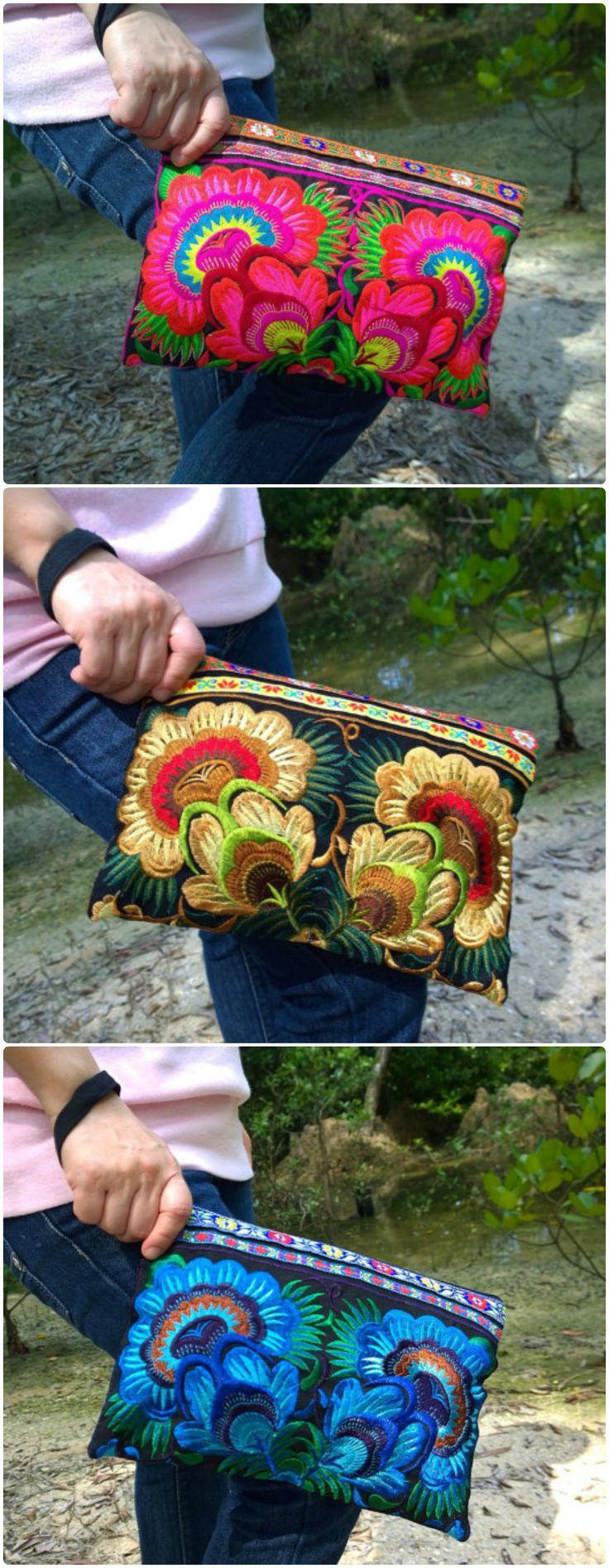Boda - Embroidery Bags