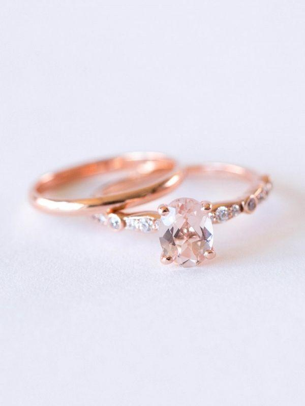 Wedding - 21 Engagement Rings EVERYONE Will Swoon Over