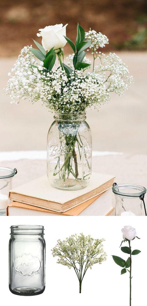 40 Ideas Spring Floral Wedding Centerpieces 2017 2768250 Weddbook