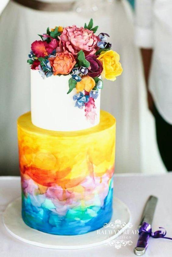 Boda - 2017 Wedding Cake Trends