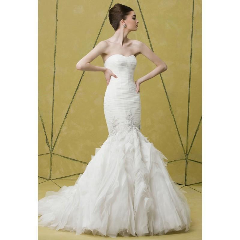 Boda - Badgley Mischka Wedding Dresses - Style Bridgette - Formal Day Dresses