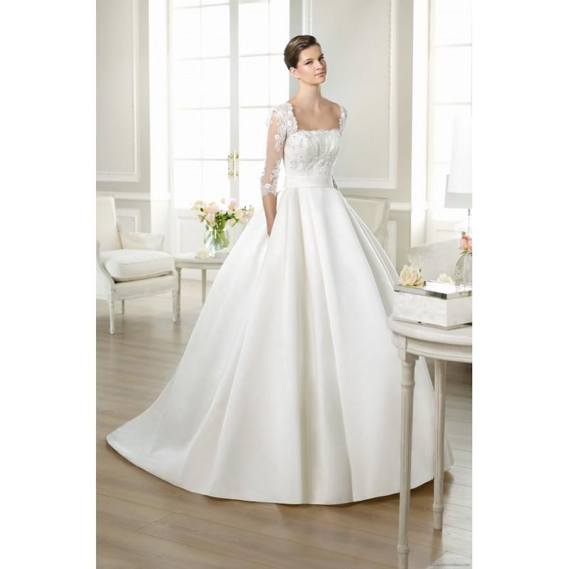 Boda - White One Jana White One Wedding Dresses 2014 - Rosy Bridesmaid Dresses