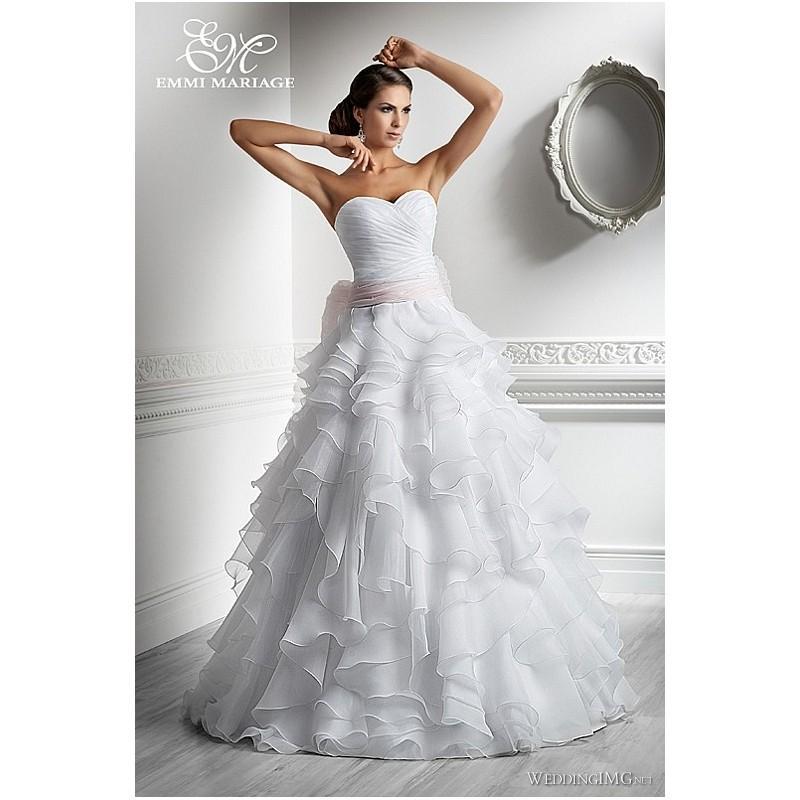 Wedding - Emmi Mariage Rossana Emmi Mariage Wedding Dresses 2017 - Exclusive - Rosy Bridesmaid Dresses