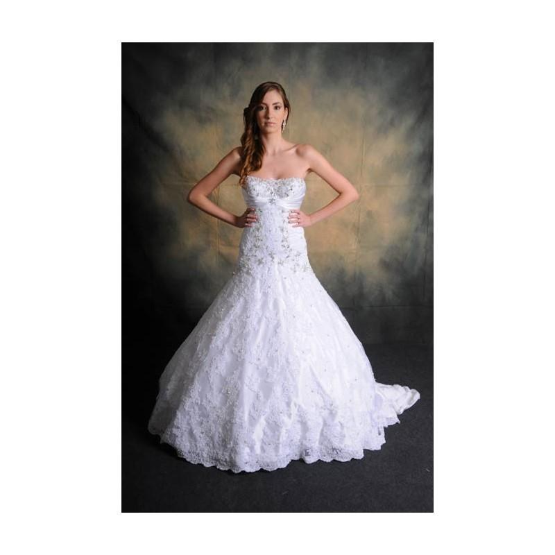 Wedding - Gina K 1847 -  Designer Wedding Dresses