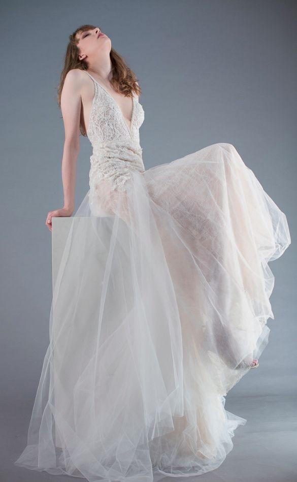 Boda - Wedding Dress Inspiration - Adam Zohar