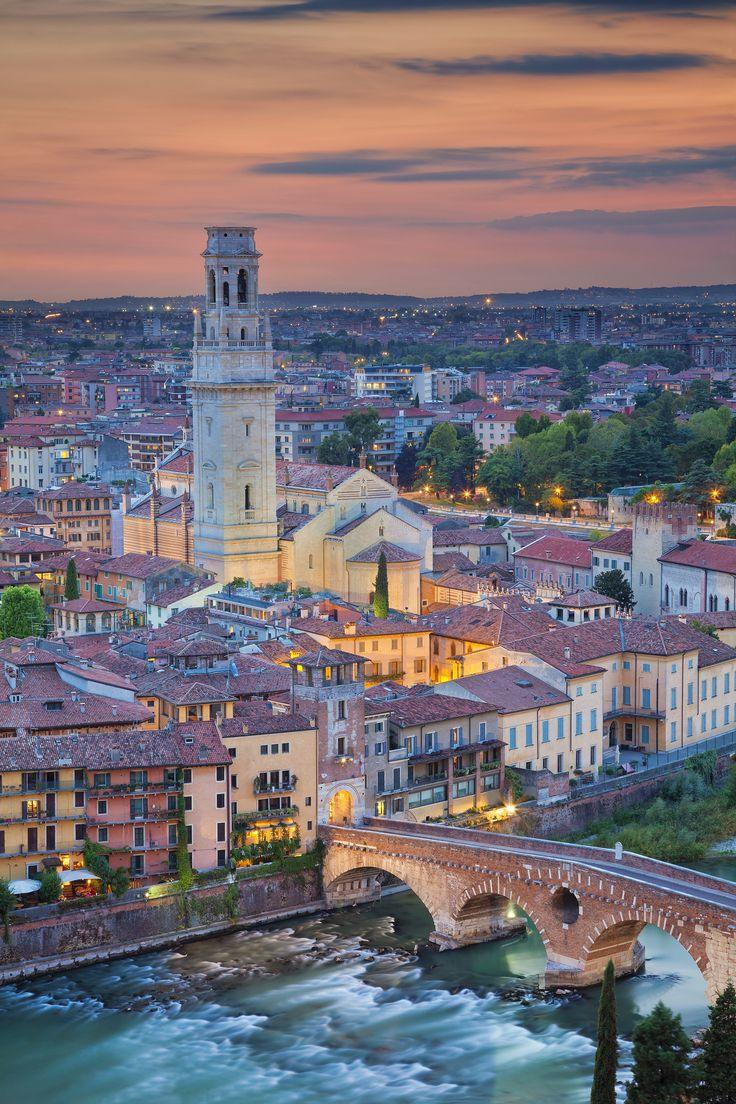 Boda - Honeymoon Destinations - Verona, Italy