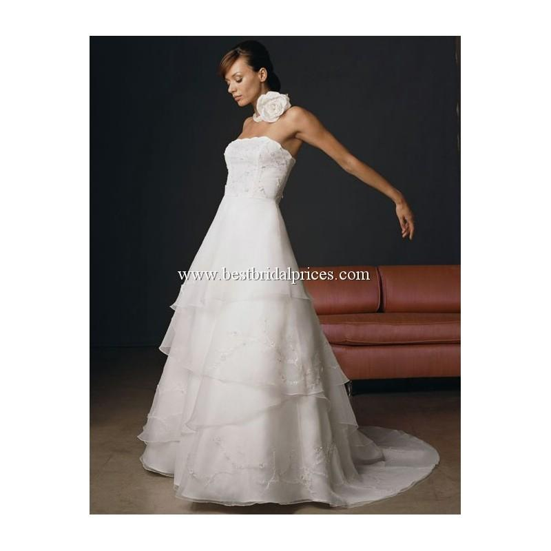 Wedding - Casablanca Wedding Dresses - Style 1706 - Formal Day Dresses