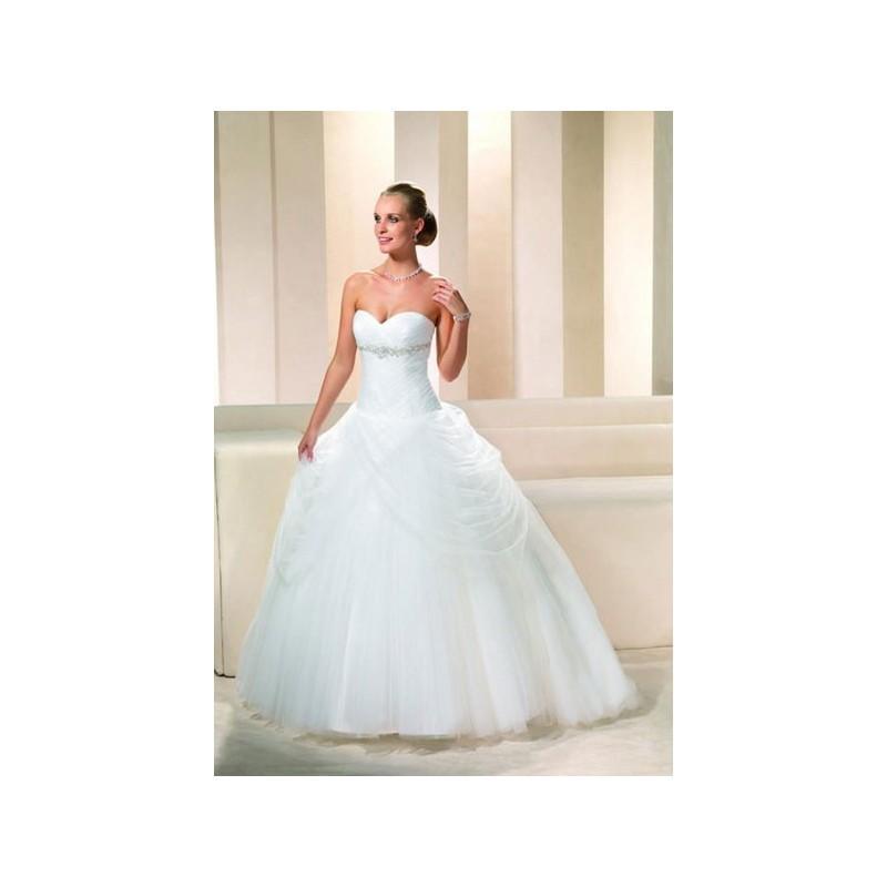 Boda - Vestido de novia de Eddy K Modelo EK 926 - 2013 Princesa Palabra de honor Vestido - Tienda nupcial con estilo del cordón