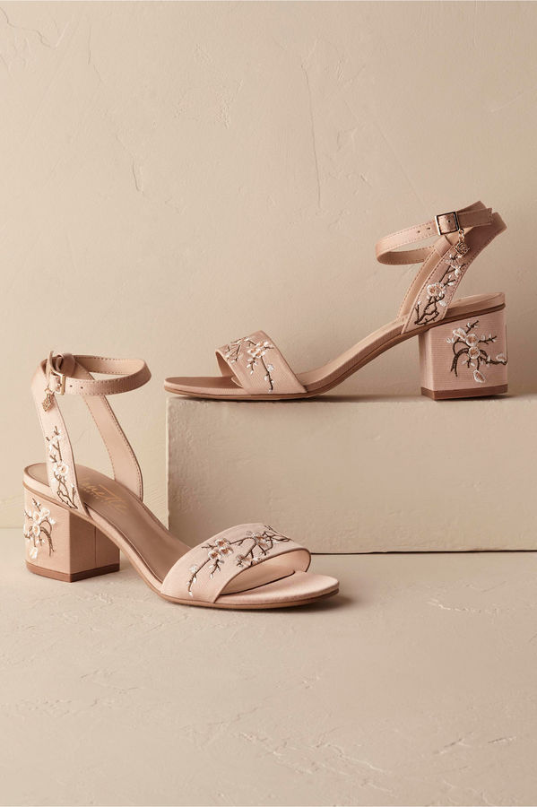 Wedding - Kierna Embroidered Sandal