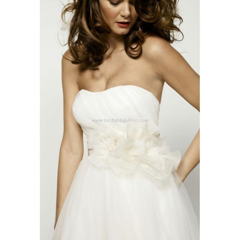 Wedding - Watters Wedding Belts - Style Carole Belt 1914B - Formal Day Dresses